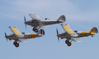 Flying Legends, Duxford / GB, 13.- 15. Juli 2019 (unter Vorbehalt)