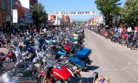 Great Western mit «Sturgis», 07. August – 22. August 2020